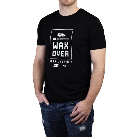 T-SHIRT WASH WAX REPEAT