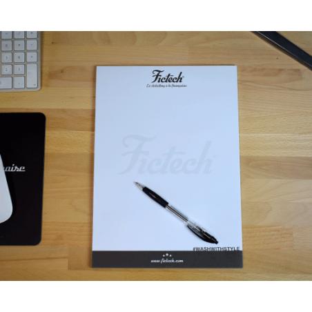 FicTech Notepad